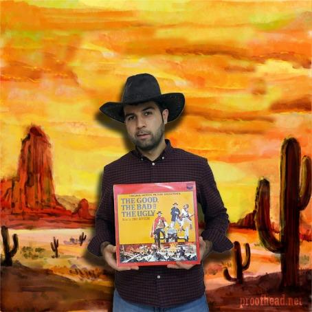 Watercolor Wild West Scene Background 800 x 800 px_1